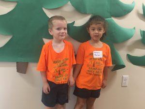 VBS Nursery kids