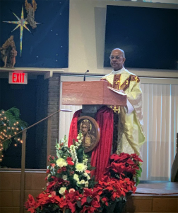 Christmas Message from the Pastor
