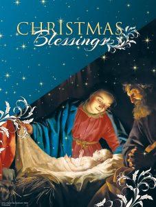 Nativity Christmas Blessings