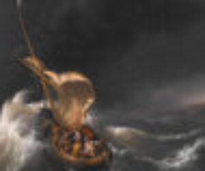 Reflection 263: God as Your Helmsman in the Storm